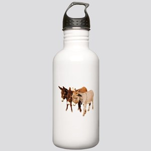 Wild Burro Buddies Water Bottle