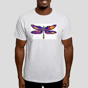 Celestial Fantasy Dragonfly Light T-Shirt