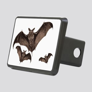 Bat Rectangular Hitch Cover