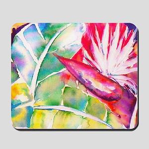 Bird of Paradise 2 Mousepad