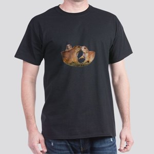 Prairie Dog Kiss Dark T-Shirt