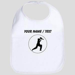Custom Cricket Player Circle Bib