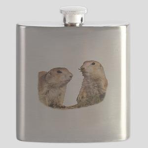 Prairie D Flask