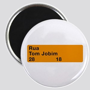 Rua Tom Jobim, Rio de Janeiro (BR) Magnet