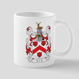Nix Family Crest Mugs