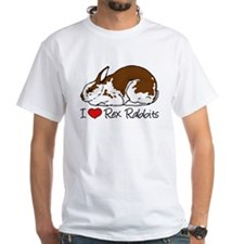 I Heart Rex Rabbits T-Shirt