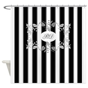 Stripes Shower Curtains
