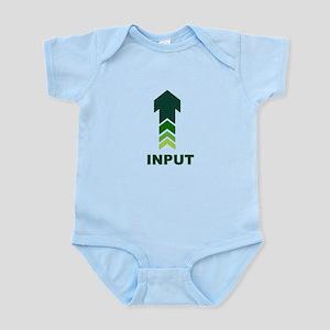 Input Infant Body Suit