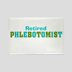Retired Phlebotomist 112 Magnets