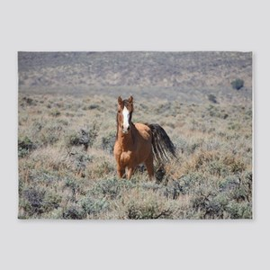 Wild and Proud 5'x7'Area Rug