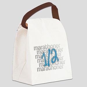 13.1 Half-Marathoner Canvas Lunch Bag