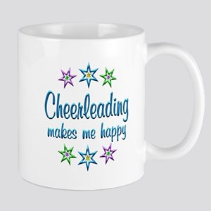 Cheerleading Happy Mug