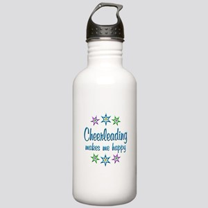 Cheerleading Happy Stainless Water Bottle 1.0L
