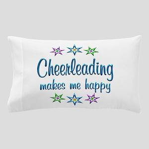 Cheerleading Happy Pillow Case