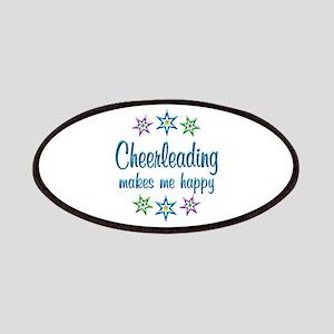 Cheerleading Happy Patches