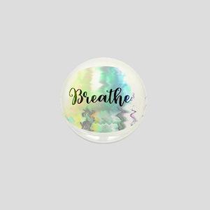 Breathe Mini Button
