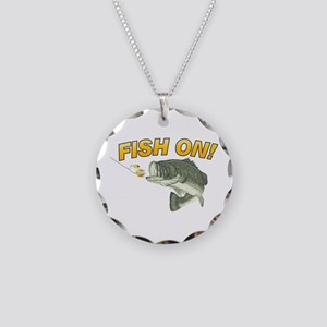 Fish On Necklace