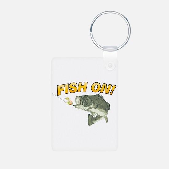 Fish On Keychains