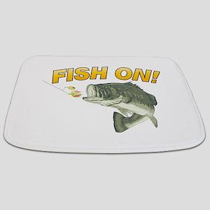 Fish On Bathmat