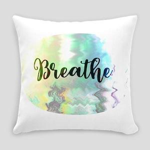 Breathe Everyday Pillow