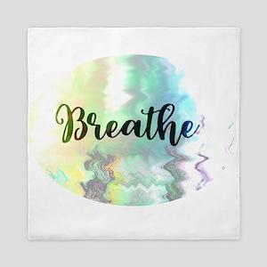 Breathe Queen Duvet