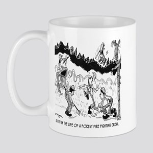 Fire Cartoon 3603 Mug
