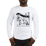 Fire Cartoon 3603 Long Sleeve T-Shirt