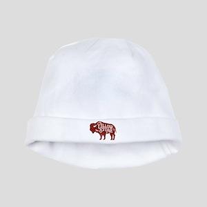 Yellowstone Buffalo baby hat