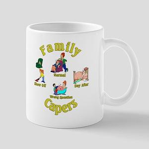 Family Capers.(4):-) Mug