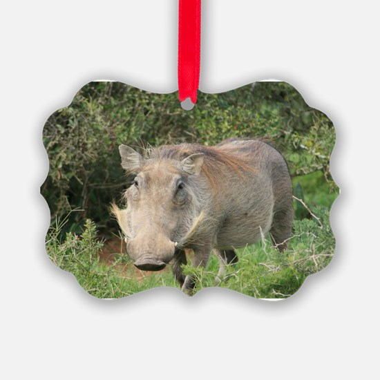 Cute Warthogs Ornament
