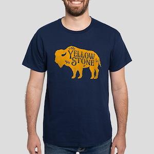 Yellowstone Buffalo Dark T-Shirt
