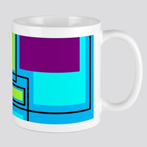 Colorful Abstraction Mugs
