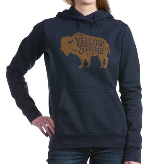 Yellowstone Buffalo Brown