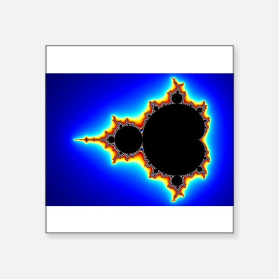Mandelbrot Set 03 Sticker