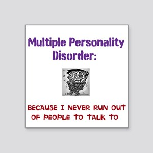 people to talk to Sticker