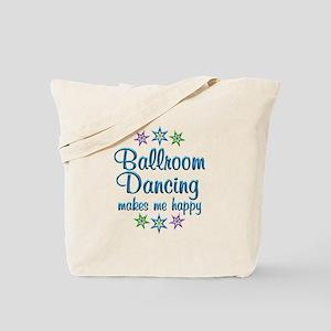 Ballroom Happy Tote Bag