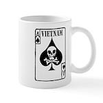 VIETNAM DEATH CARD Mugs