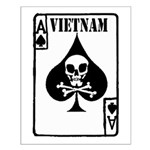 VIETNAM DEATH CARD Posters