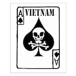 VIETNAM DEATH CARD Posters