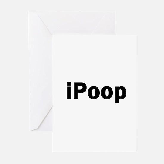 ipoop Greeting Cards (Pk of 10)
