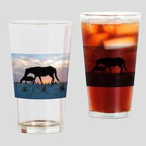 Onward Bound Drinking Glass
