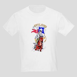 Texas Outlaws Kids Light T-Shirt