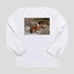 Trots Alot, Wild Horse Long Sleeve T-Shirt