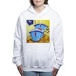 Sleep Baby Sleep Women's Hooded Sweatshirt