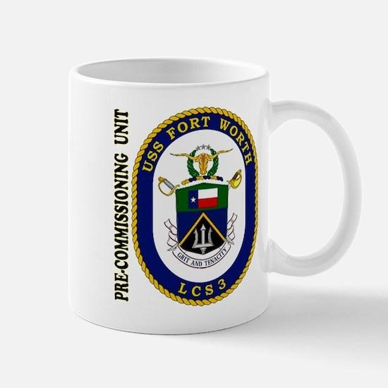 LCS-3 PCU Ft. Worth Mug