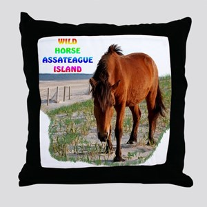 Mystic Beauty Throw Pillow