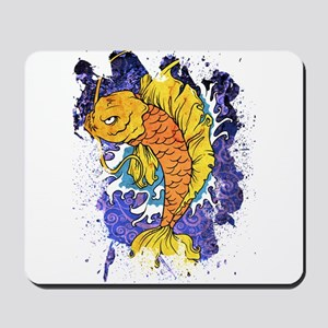 Koi Fish 2 Mousepad