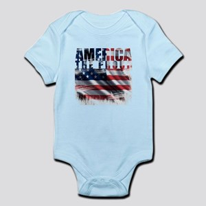 America Proud Body Suit