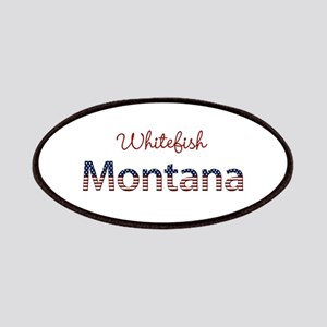 Custom Montana Patches
