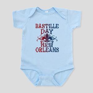Bastille Day New Orleans Infant Bodysuit